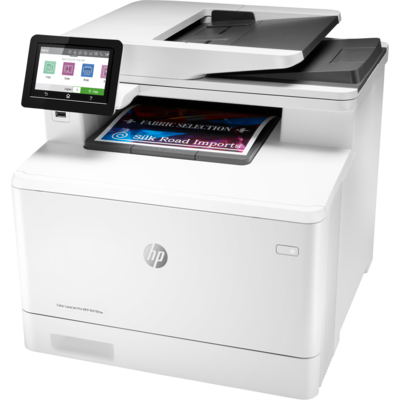 HP LaserJet Pro M479fnw A4 Colour Multifunction Laser Printer W1A78A
