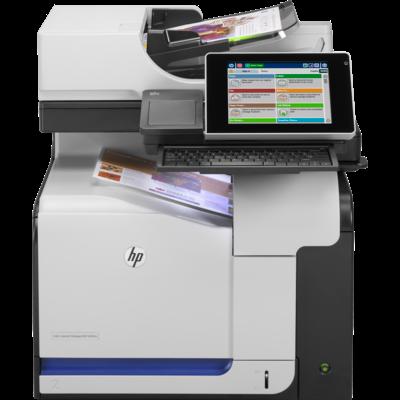 HP LaserJet Enterprise color flow MFP M575c
