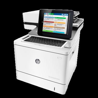 HP Color Laserjet Ent M577z A4 Colour Multifunction Printer