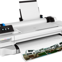 HP DesignJet T130 24 inch Wide Format Printer   5ZY58A