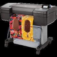 """HP DesignJet Z6 24"""" PostScript Printer (T8W15A) Bundle offer 1"""